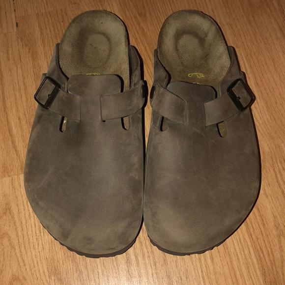 feb1497e99b Birkenstock Shoes - LK NEW BIRKENSTOCK BOSTON 40 regular COCONUT SUEDE